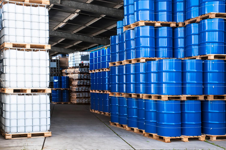 chemical distribution