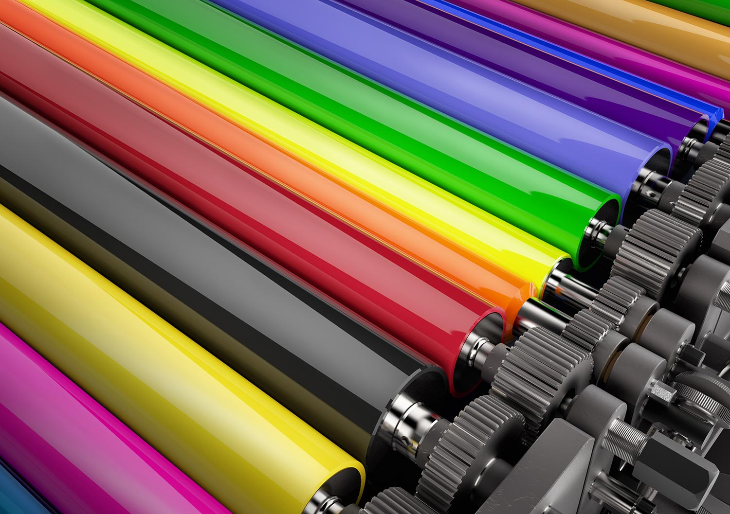 Ink Manufacturing