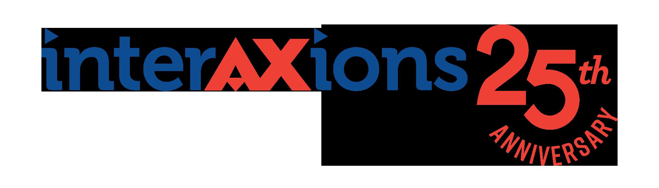interAXions25_logo