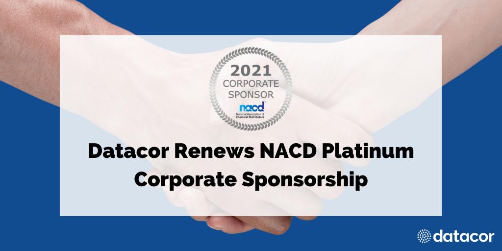 Datacor Renews NACD Platinum Corporate Sponsorship for 2021