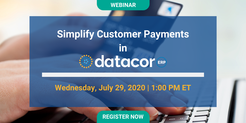 Webinar: Simplify Payments with Integrated Credit Card Payments