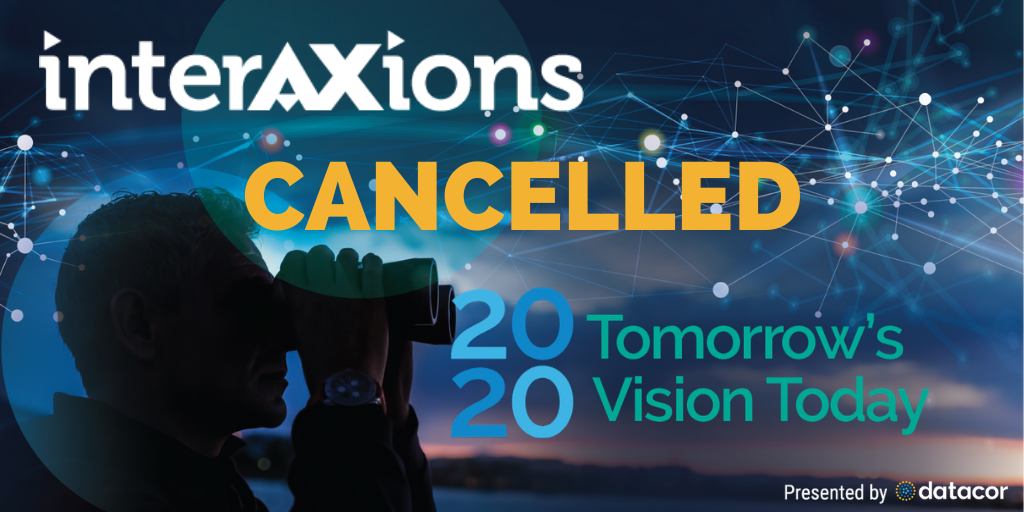 Cancelled: InterAXions 2020