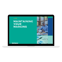Maintaining Margins eBookcover
